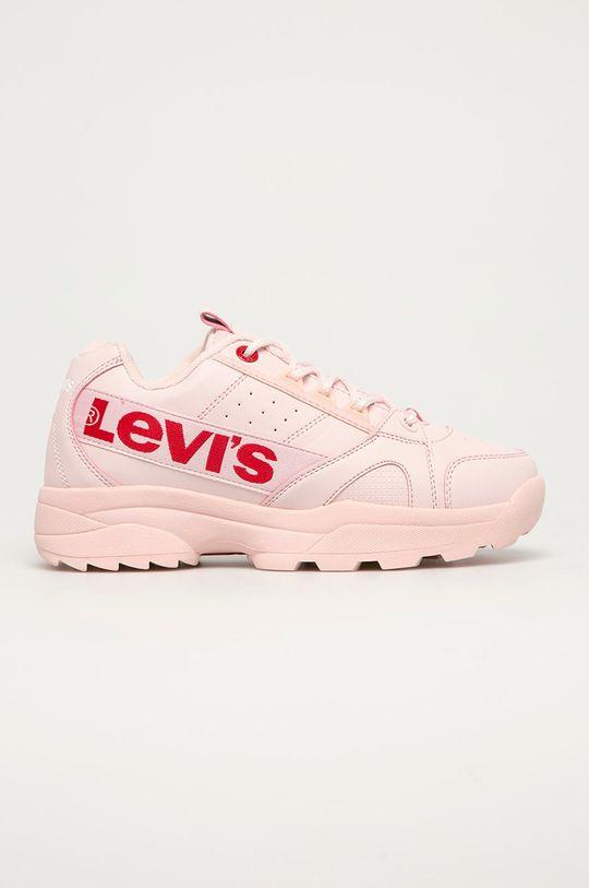 ružová Levi's - Detské topánky Dievčenský