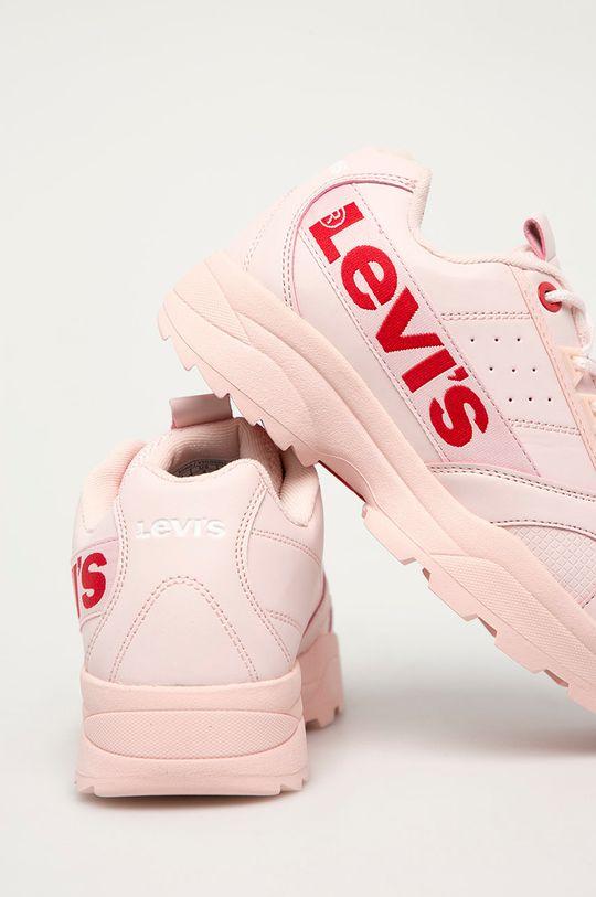Levi's - Detské topánky  Zvršok: Syntetická látka Vnútro: Textil Podrážka: Syntetická látka