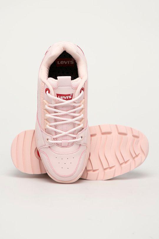 ružová Levi's - Detské topánky