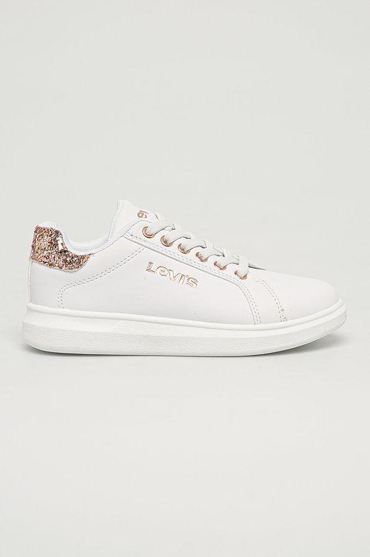 bílá Levi's - Dětské boty Dívčí