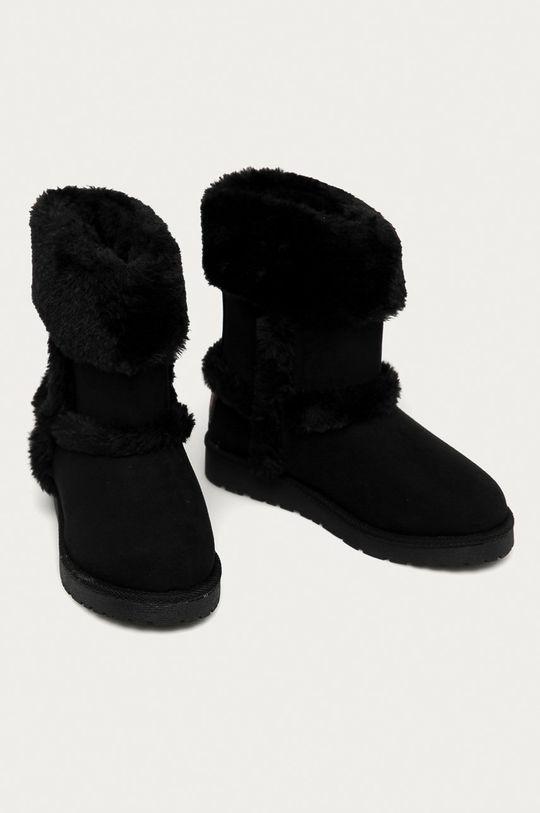 Levi's - Dětské sněhule černá