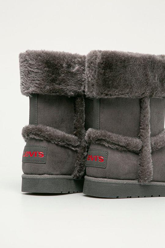 Levi's - Śniegowce dziecięce Cholewka: Materiał tekstylny, Wnętrze: Materiał tekstylny, Podeszwa: Materiał syntetyczny