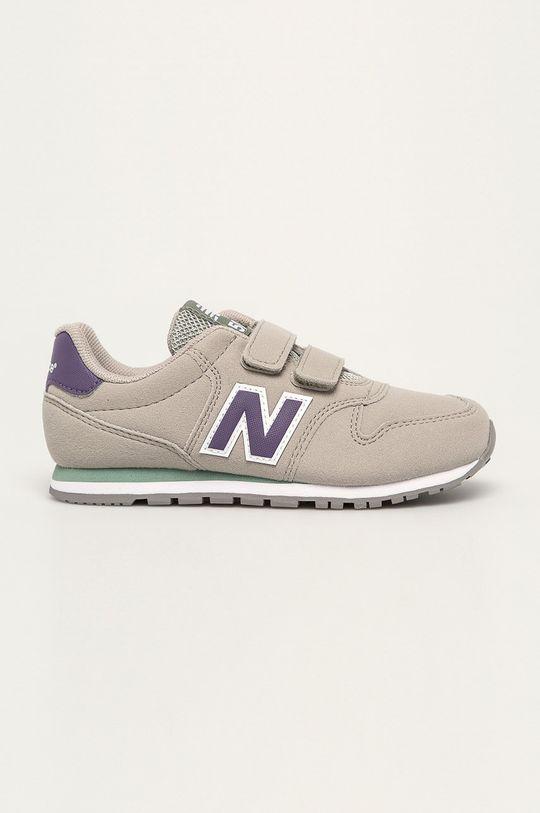 gri New Balance - Pantofi copii YV500TGP De fete