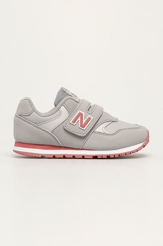 gri New Balance - Pantofi copii YV393CGP De fete