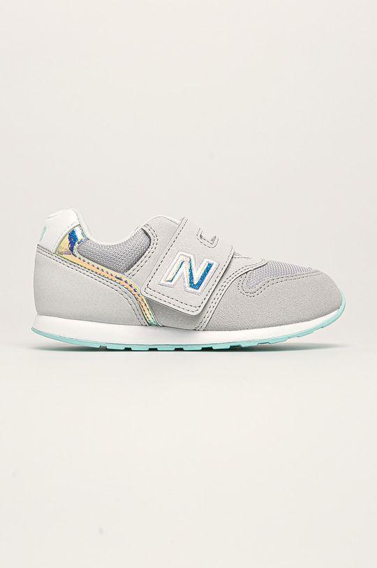 gri New Balance - Pantofi copii IZ996HGY De fete