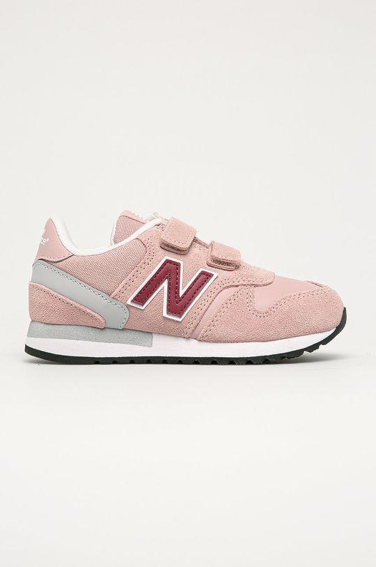 roz New Balance - Pantofi copii YV770PB De fete