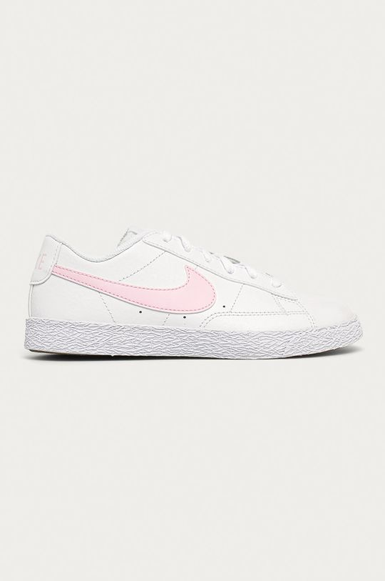 biela Nike Kids - Detské topánky Blazer Low Dievčenský