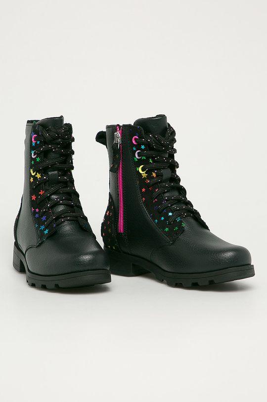 Sorel - Dětské boty Emelie černá