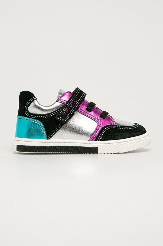 strieborná Primigi - Detské topánky Dievčenský