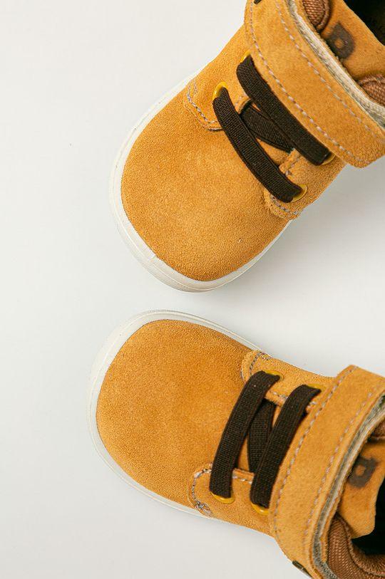 Primigi - Pantofi din piele intoarsa pentru copii De fete