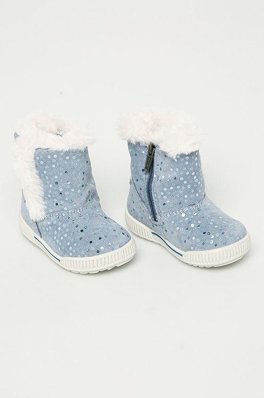 Primigi - Śniegowce dziecięce jasny niebieski