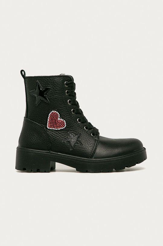 černá Primigi - Dětské boty Dívčí