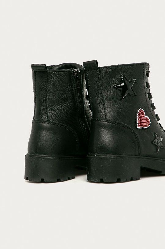 Primigi - Dětské kožené boty  Svršek: Přírodní kůže Vnitřek: Textilní materiál, Přírodní kůže Podrážka: Umělá hmota