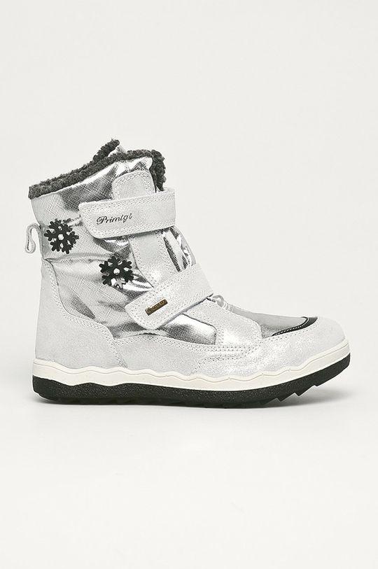 stříbrná Primigi - Dětské sněhule Dívčí