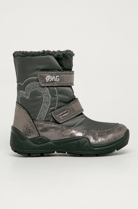 срібний Primigi - Дитячі чоботи Для дівчаток