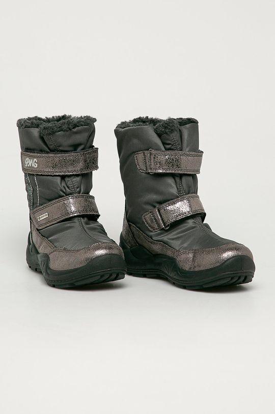 Primigi - Дитячі чоботи срібний