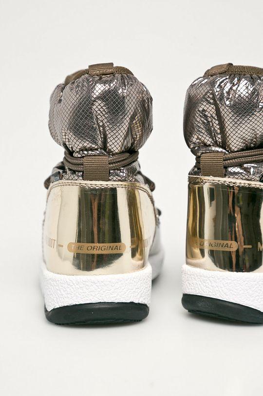 Moon Boot - Dětské sněhule  Svršek: Umělá hmota, Textilní materiál Vnitřek: Textilní materiál Podrážka: Umělá hmota