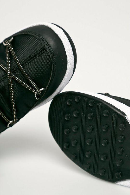 negru Moon Boot - Cizme de iarna copii Monaco Low Wp