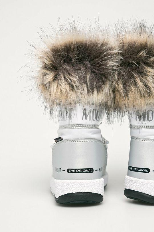 Moon Boot - Cizme de iarna copii Monaco Low Wp  Gamba: Material sintetic, Material textil Interiorul: Material textil Talpa: Material sintetic