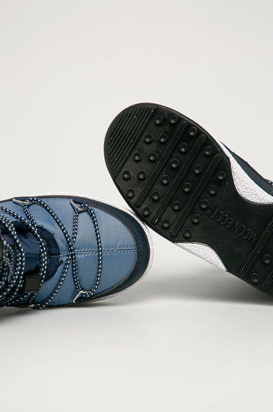 světle modrá Moon Boot - Dětské sněhule