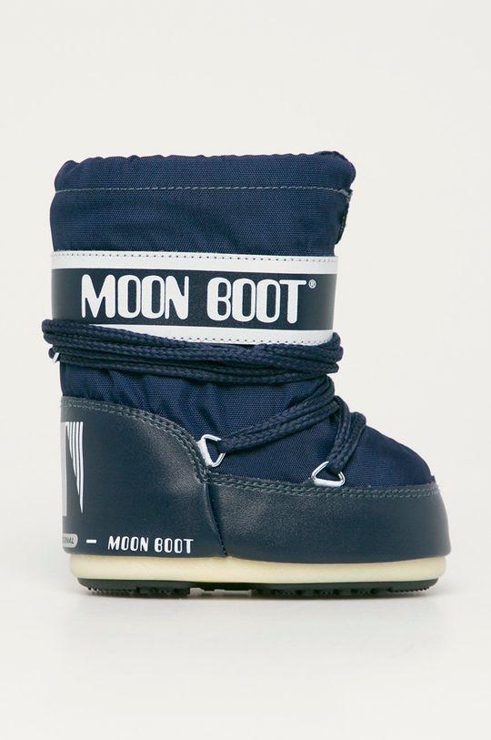 bleumarin Moon Boot - Cizme de iarna copii De fete