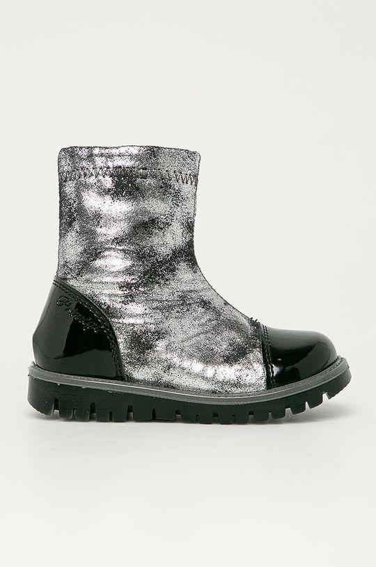 stříbrná Primigi - Dětské boty Dívčí