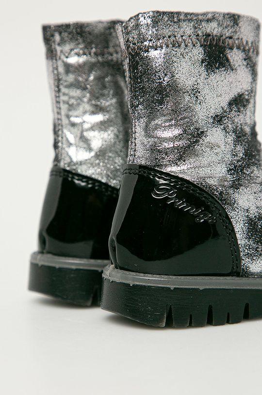 Primigi - Dětské boty  Svršek: Umělá hmota, Textilní materiál Vnitřek: Textilní materiál, Přírodní kůže Podrážka: Umělá hmota