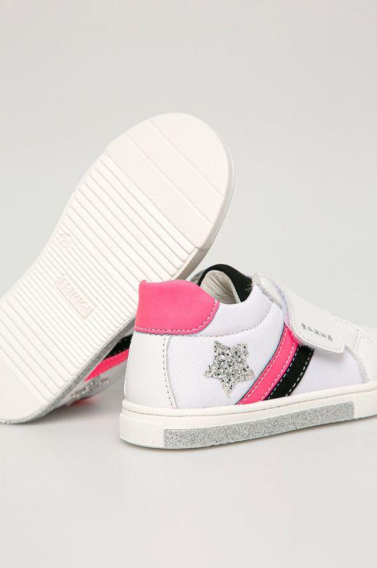 Primigi - Детские ботинки  Голенище: Текстильный материал, Натуральная кожа Внутренняя часть: Натуральная кожа Подошва: Синтетический материал