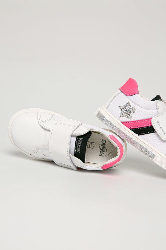 белый Primigi - Детские ботинки