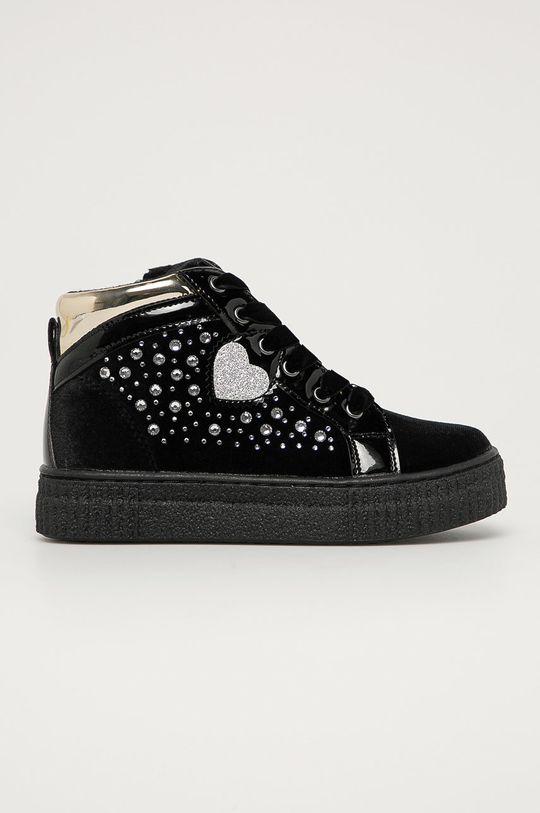 чёрный Primigi - Детские ботинки Для девочек