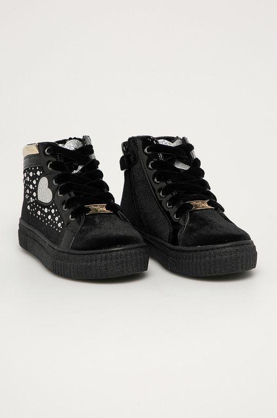 Primigi - Детские ботинки чёрный