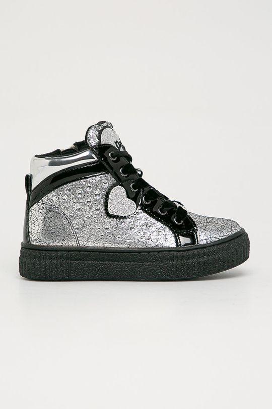 серебрянный Primigi - Детские ботинки Для девочек