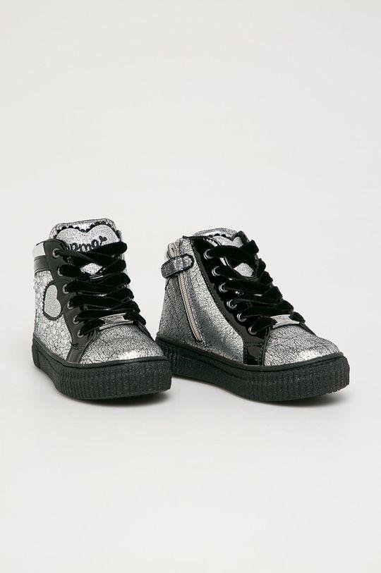 Primigi - Детские ботинки серебрянный