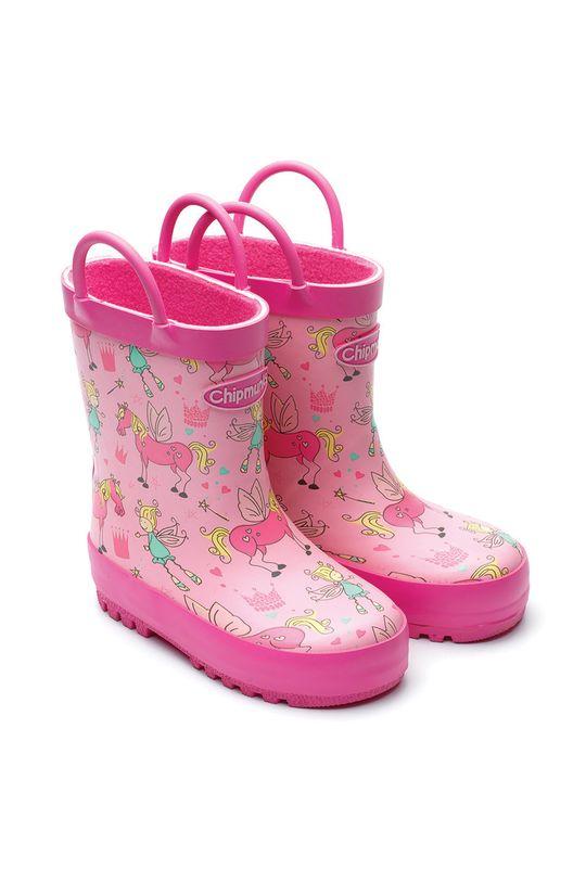 roz Chipmunks - Cizme copii Princess De fete