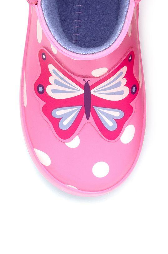 różowy Chipmunks - Kalosze dziecięce Beatrix