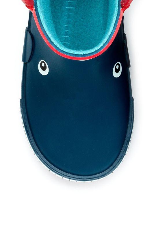 fialová Chipmunks - Dětské holínky Moby