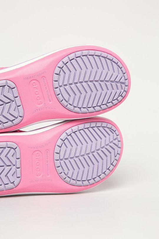 ružová Crocs - Detské snehule