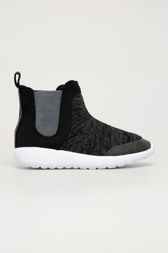 čierna Emu Australia - Detské topánky Fenton Detský