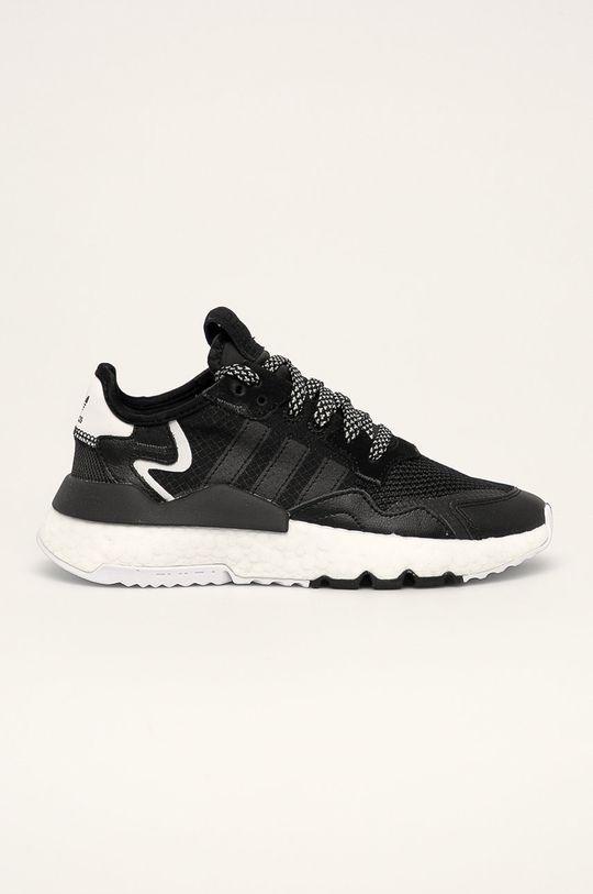 negru adidas Originals - Pantofi copii Nite Jogger J De copii
