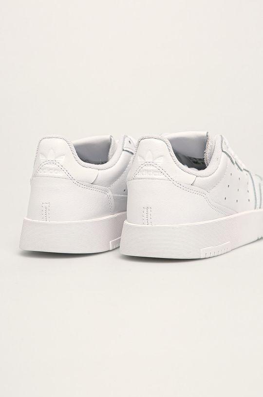 adidas Originals - Buty dziecięce Supercourt J Cholewka: Skóra naturalna, Wnętrze: Materiał tekstylny, Podeszwa: Materiał syntetyczny