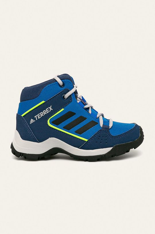 modrá adidas Performance - Dětské boty Terrex Hyperhiker Dětský