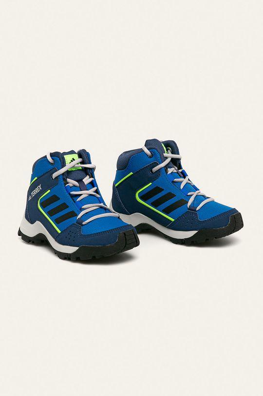 adidas Performance - Dětské boty Terrex Hyperhiker modrá