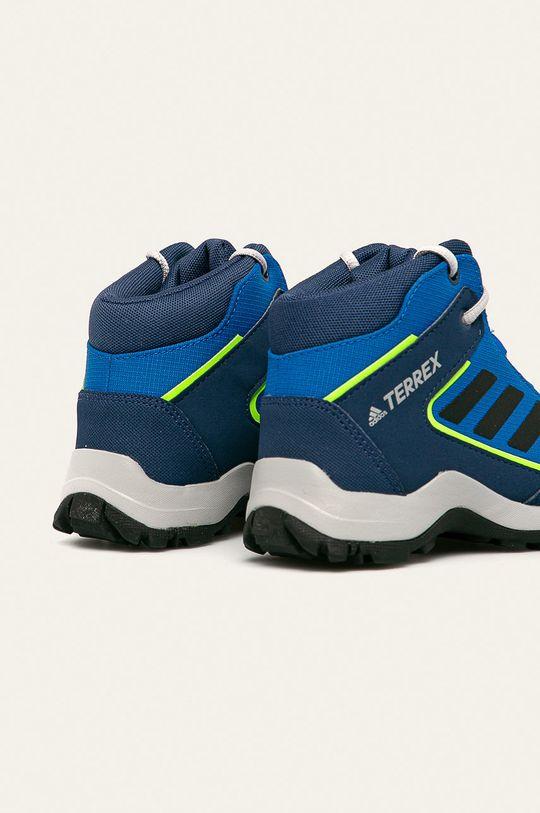adidas Performance - Дитячі черевики Terrex Hyperhiker  Халяви: Синтетичний матеріал, Текстильний матеріал Внутрішня частина: Текстильний матеріал Підошва: Синтетичний матеріал