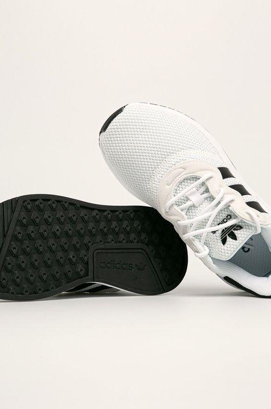biela adidas Originals - Detské topánky XPLR S J