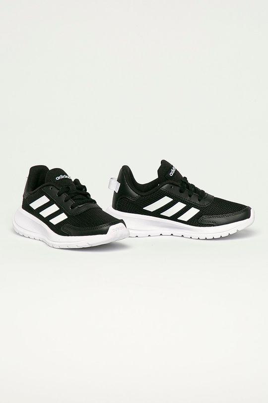adidas - Детские ботинки Tensaur Run чёрный