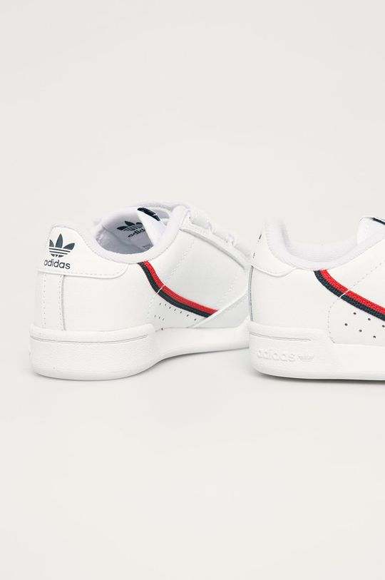 adidas Originals - Dětské boty Continental 80 CF C  Svršek: Textilní materiál, potahová kůže Vnitřek: Textilní materiál Podrážka: Umělá hmota