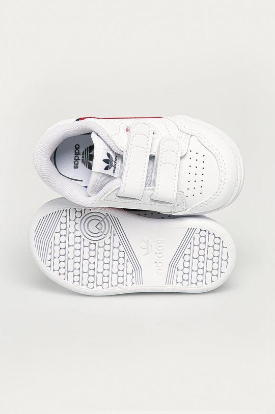 biały adidas Originals - Buty dziecięce Continental 80 CF I