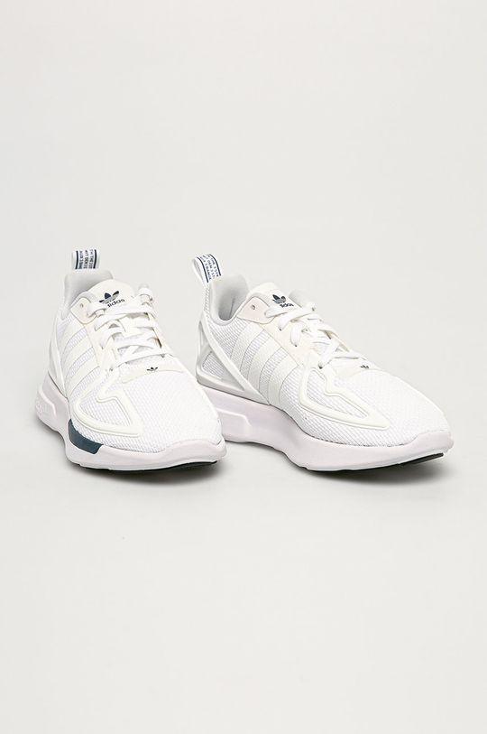 adidas Originals - Detské topánky ZX 2K Flux biela