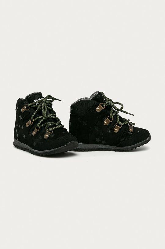 Mrugała - Buty dziecięce czarny