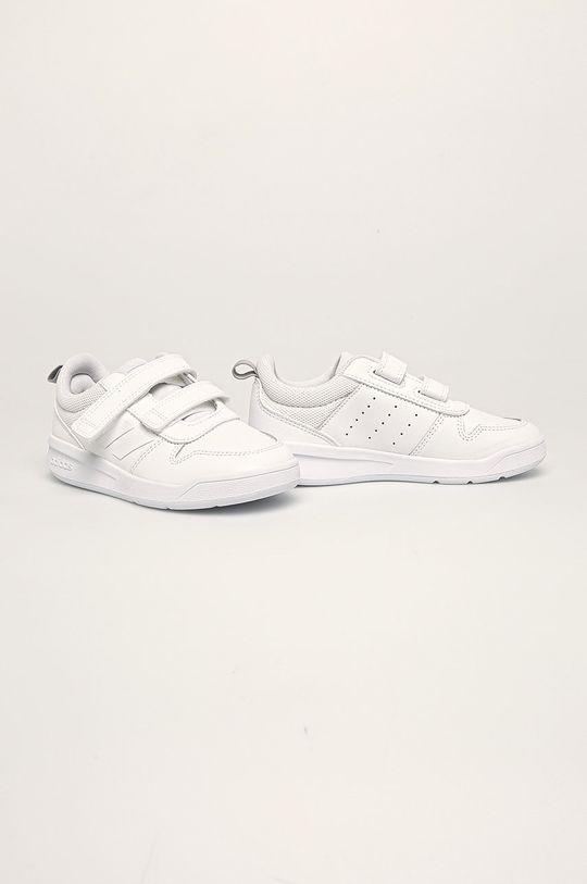 adidas - Дитячі черевики Tensaur C білий